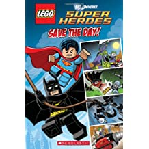 LEGO® DC Super Heroes Comic Reader #1: Save the Day