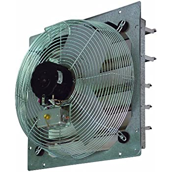 "Maxxair IF36 Heavy Duty Exhaust Fan, 36"" - Built In Household"