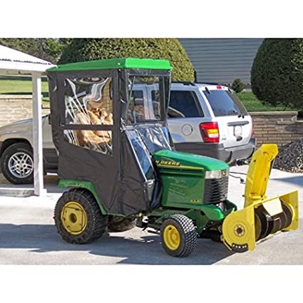 John Deere 345 >> Hard Top Cab Enclosure Fits John Deere 325 335 345 355 Gx300 Series Tractors