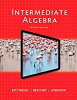 Intermediate Algebra, 12th Edition Front Cover