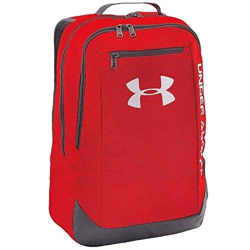 Under Armour Hustle LDWR Backpack One Size Red [並行輸入品] B07F4DRFJV