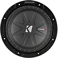 Kicker 40CWR84 8 CompR Car Subwoofer