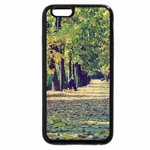 iPhone 6S / iPhone 6 Case (Black) Autumun Leaves