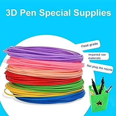 Desconocido C Colores 5 m 5 m/Bolsa del Filamento 20 de Impresora ...