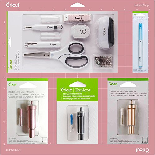 Cricut Essentials Small Collection for Cricut Maker by Cricut