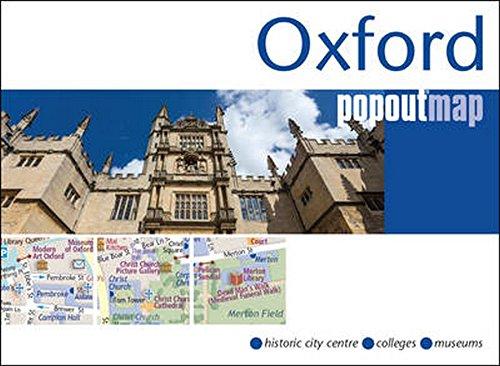 Oxford PopOut Map (PopOut ()