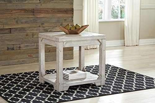 White Wash Ashley Furniture Signature Design Farmhouse Fregine