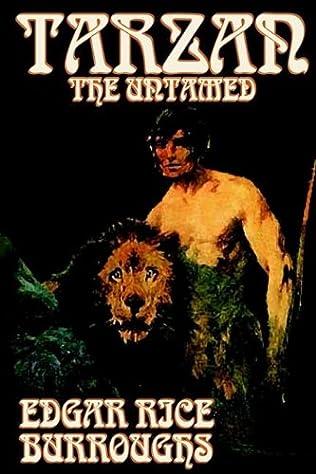 book cover of Tarzan the Untamed