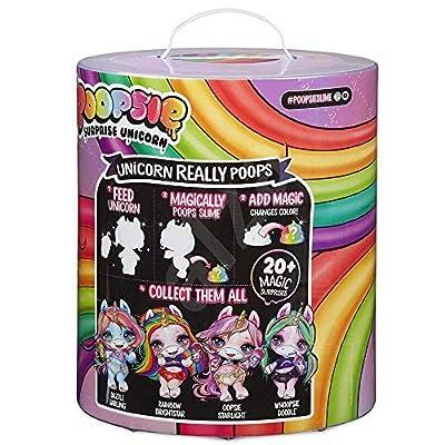 Poopsie Slime Surprise Unicorn: Dazzle Darling or Whoopsie Doodle: Toys & Games