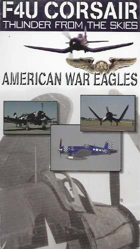 American War Eagles: F4u Corsair [VHS] (Colors F4u Corsair)