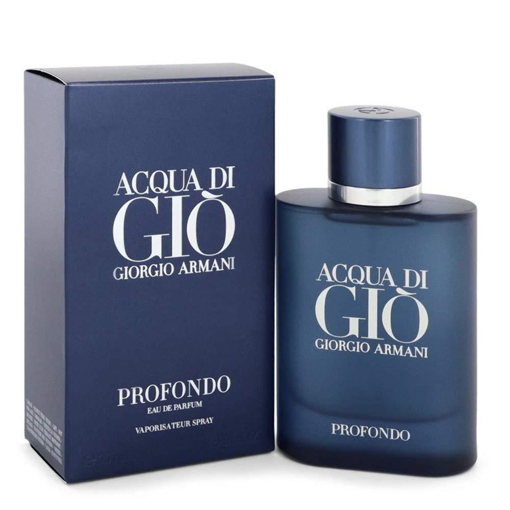Giorgio Armani Acqua Di Gio Profondo For Men EDP 4.2oz / 125ml