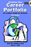 img - for Creating Your Career Portfolio: At a Glance Guide for Students (3rd Edition) book / textbook / text book