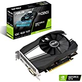 Placa de Video GeForce, Asus, PH-GTX1660-O6G, Phoenix 6GB DDR5