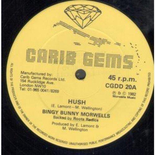 Hush/Cencimellia -