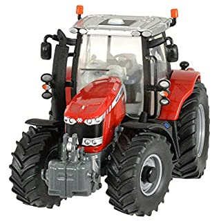 Britains 1:32 Massey Ferguson 6613 Tractor  Collectable Farm Vehicle Toy  Suitable from 3 Years