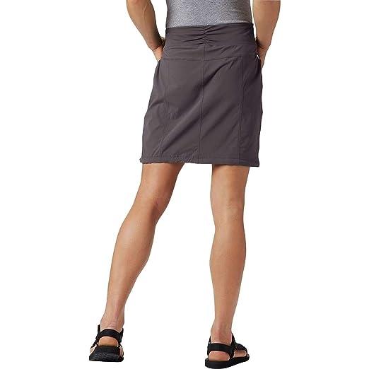 a755fa2c408b77 Mountain Hardwear Dynama Jupe légère pour Femme, Femme, Purple Dusk ...