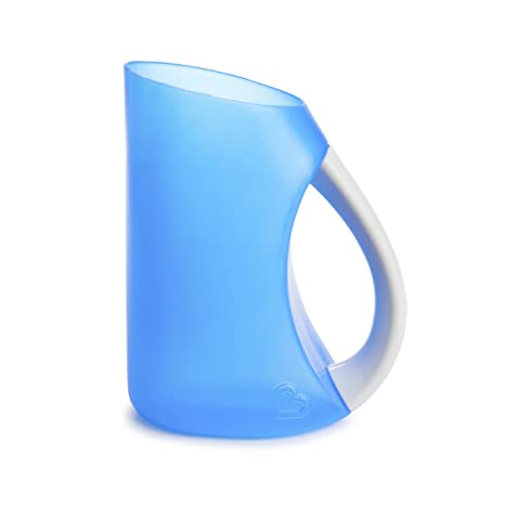 Munchkin Tear-Free Shampoo Rinser (Blue) Baby Shampoos at amazon