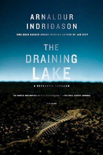 (The Draining Lake: An Inspector Erlendur Novel)