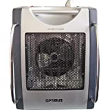 OPSH3015 - OPTIMUS H-3015 Portable Utility Heater with Thermostat