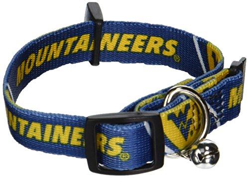 Hunter NCAA West Virginia Mountaineers Cat Collar, Small