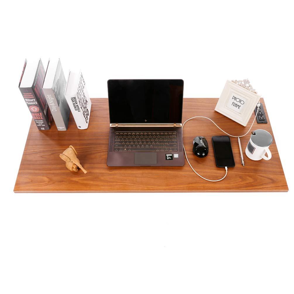 Frylr - Mesa Plegable para Ordenador (110 x 50 x 75 cm, Puertos de ...