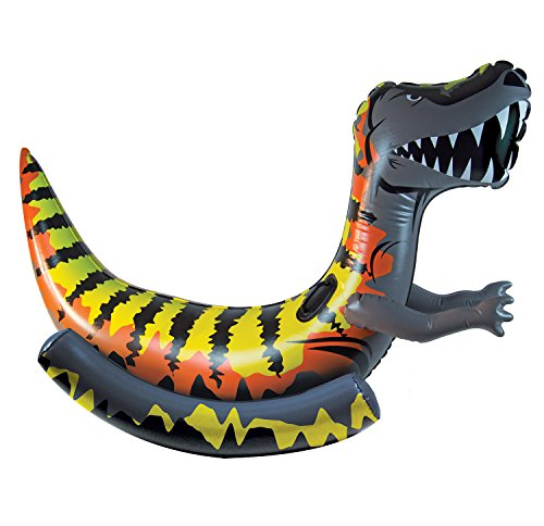 Poolmaster T-Rex Ride-On Dinosour Jumbo Swimming Pool Float Rider - http://coolthings.us