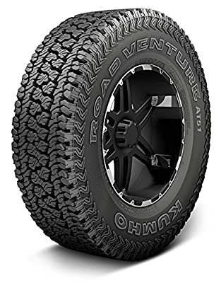 Kumho Road Venture AT51 All-Season Radial Tire - P265/75R16SL 114T