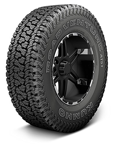 Kumho 2178123  Road Venture AT51 All-Season Radial Tire - P265/75R16SL 114T