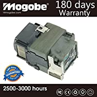 For ELPLP65 Replacement Projector Lamp with Housing by Mogobe