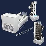 Kenmore 5304458371 Refrigerator Ice Maker Assembly Genuine Original Equipment Manufacturer (OEM) part for Kenmore