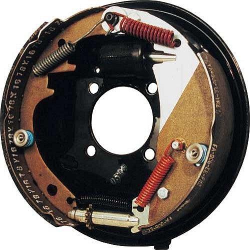 (Titan 4071600 Free-Backing Hydraulic Trailer Brake Assembly 10