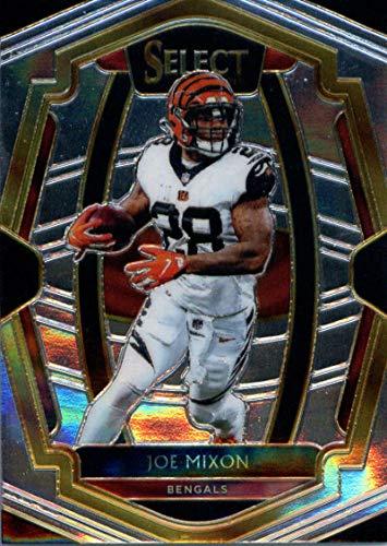 5ac369355 Amazon.com  2018 Select Football  159 Joe Mixon Cincinnati Bengals Premier  Level Official NFL Trading Card From Panini  Collectibles   Fine Art