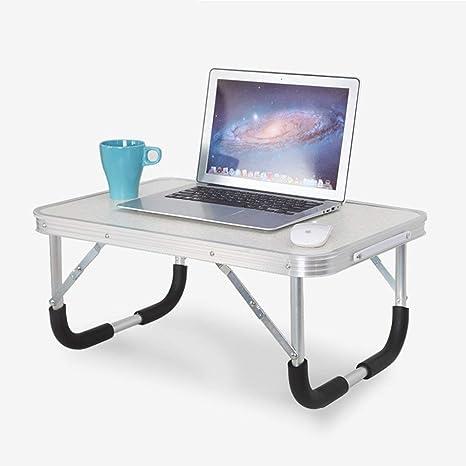 CN Lazy Table - Mesa de Cama portátil Plegable para Juegos ...