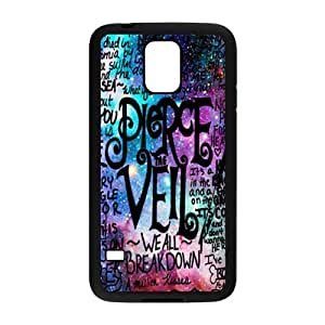 Happy Pierce Vell Brand New And Custom Hard Case Cover Protector For Samsung Galaxy S5