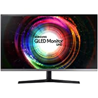 Samsung U32H850 Quantum Dot 32 UHD Monitor (3840x2160) 10 Bit, Freesync, USB 3.0, Game Mode -International Version-