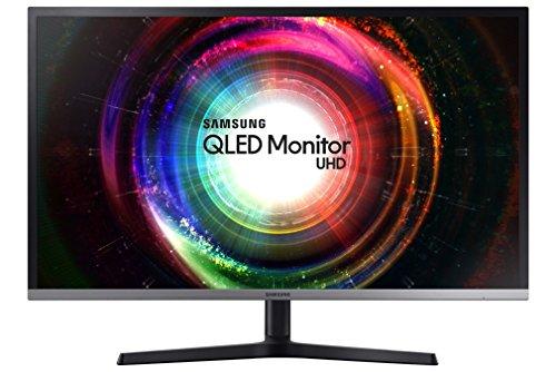 """Samsung U32H850 Quantum Dot 32"""" UHD Monitor  10 Bit, Freesyn"""