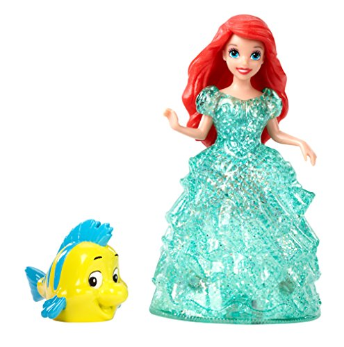 - Disney Princess Glitter Glider Ariel Doll