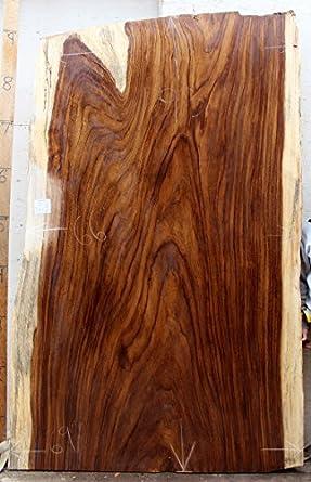 Charmant Unique Live Edge Conference Table Top Natural Guanacaste Raw Wood Slab  Custom Furniture 9u0027 Long
