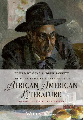 The Wiley Blackwell Anthology of African American Literature, Volume 2: 1920 to the Present (Blackwell Anthologies)