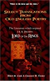 img - for Select Translations from Old English Poetry book / textbook / text book