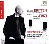Britten: Serenade for Tenor, Horn & Strings; Finzi: Dies Natali (Padmore)