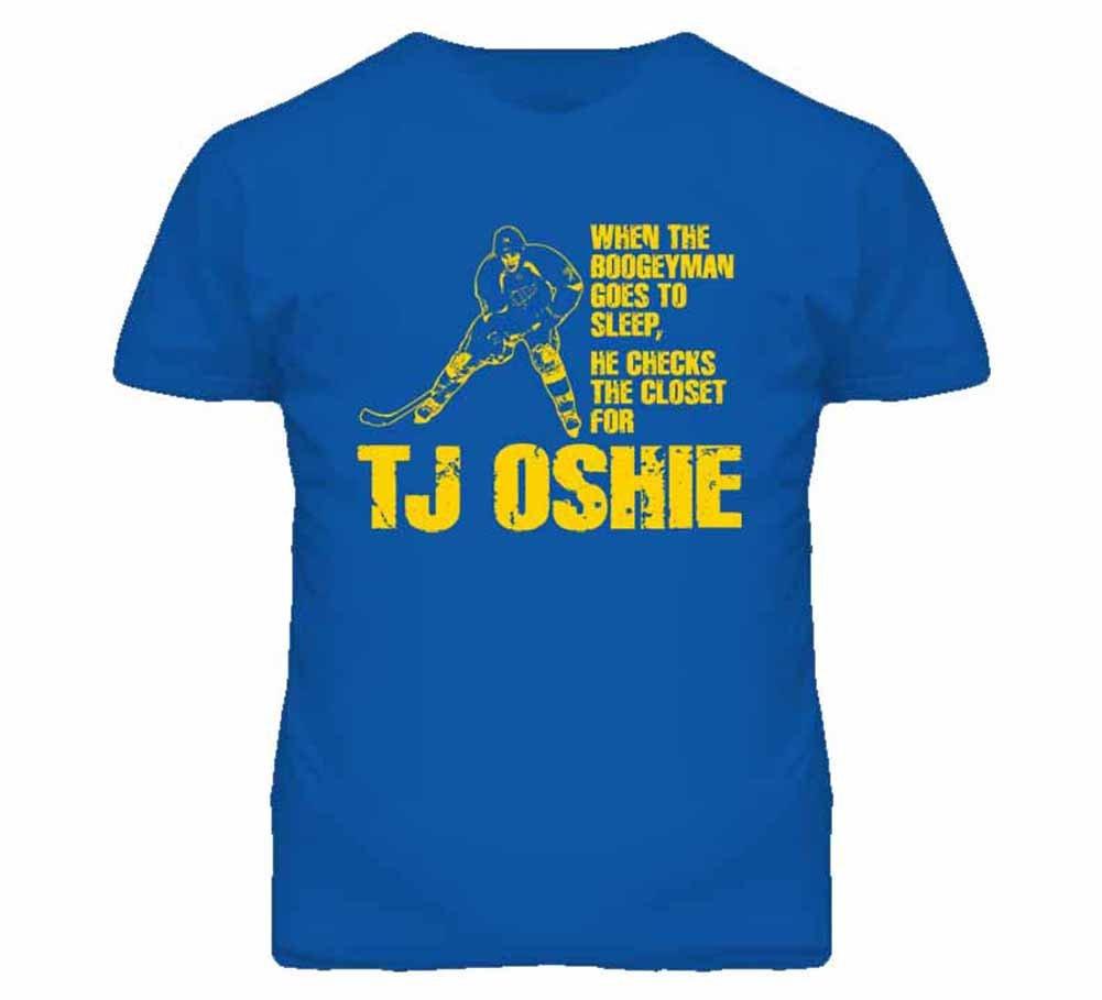 Tshirt Bandits S Tj Oshie Stlouis Hockey T Shirt