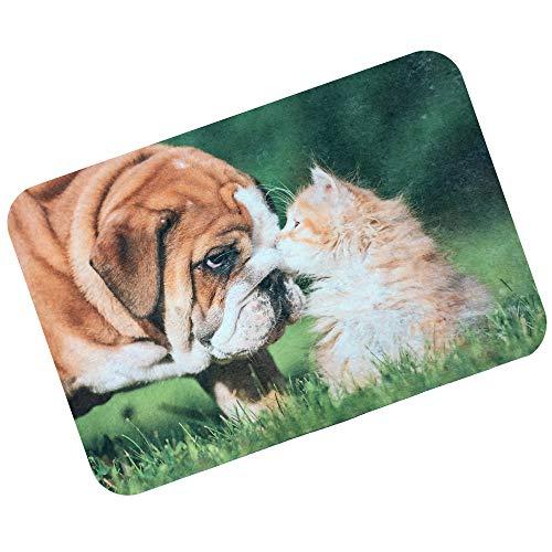 Tapete Capacho Pet para Cães e Gatos, Alklin Pet