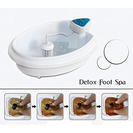 Hydro Sana Detox Spa Baño de Pies Electrolisis IONES