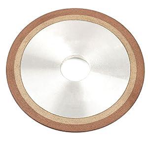 Kuntemu Diamond Grinding Wheel Grinding Disc Saw Blade 100/125/150/200 Grain Mill Sharpening Grinding Wheel Rotary Abrasive Tools