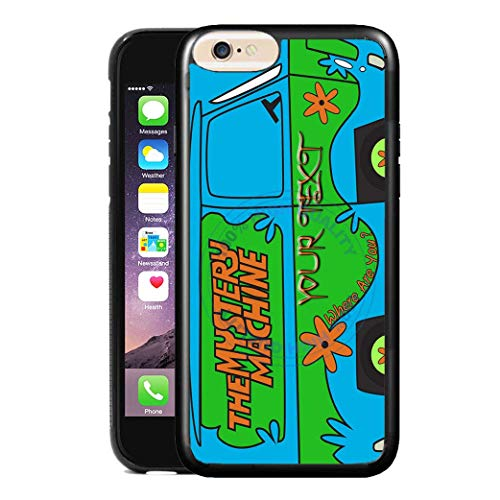 - BRGiftShop Personalize Your Own The Mystery Machine Van Rubber Phone Case For Apple iPhone 8 Plus & 7 Plus