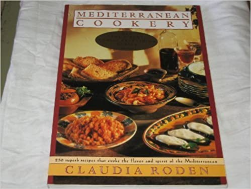 Book Mediterranean Cookery by Claudia Roden (1992-06-23)