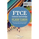 FTCE General Knowledge Flash Cards: FTCE General Knowledge Test Prep with 300+ Flash Cards