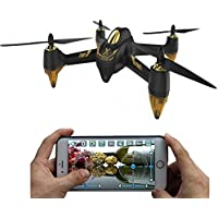 Hubsan H501A X4 Brushless Drone APP Driven FPV WIFI GPS 6 Axis Gyro 1080P HD Camera RTF Quadcopter