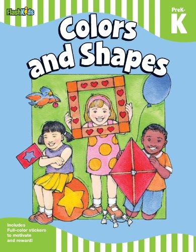 Colors and Shapes: Grade Pre-K-K (Flash Skills)